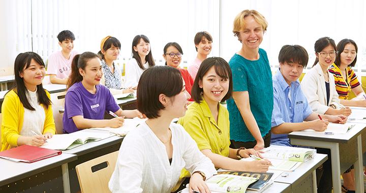 385dea7dfa8757 フランス語+英語専攻 アジア・ヨーロッパ言語科 日本外国語専門学校 ...